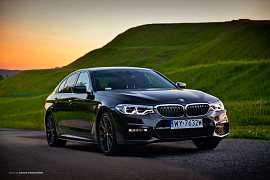BMW 530e M performance